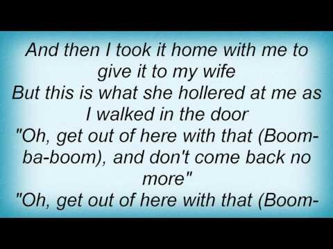 18029 Phil Harris - The Thing Lyrics