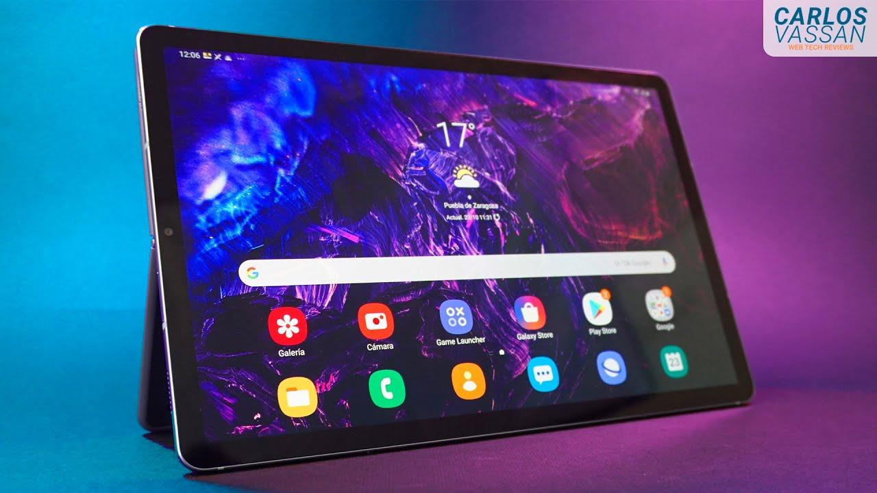 Galaxy Tab S6 | La mejor tablet de Samsung - YouTube