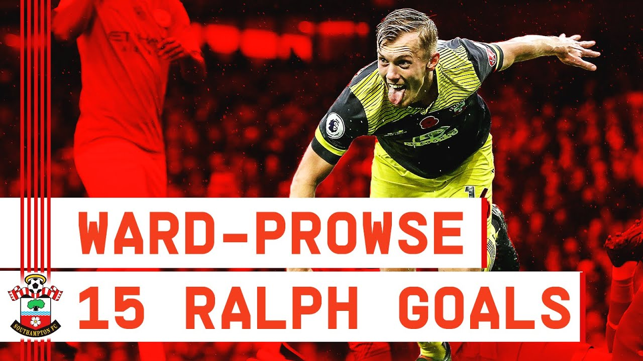 PROWSEY STRIKES GOLD | James Ward-Prowse goals under Ralph Hasenhüttl