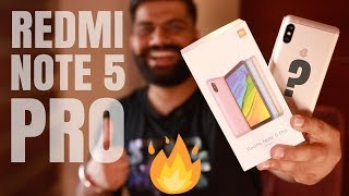 Xiaomi Redmi Note 5 Pro Unboxing and Giveaway