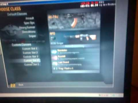 CALL OF DUTY 4 - INTEL 965 CHIPSET