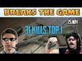 BREAKS THE GAME - Shroud and DrDisrespect 31 Kills FPP DUO [NA] - PUBG Highlights TOP 1 #15