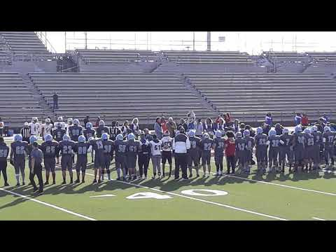 Jerry Jones & Charles Haley For Thomas Jefferson HS (Dallas)
