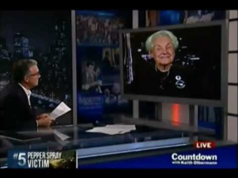 Countdown with Keith Olbermann  11-16-11 - interview with Dorli Rainey