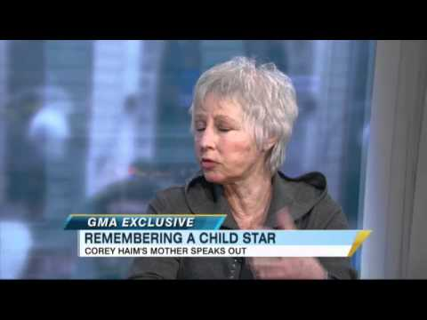 'GMA' Exclusive: Corey Haim's Mother Speaks Out 02.16.11