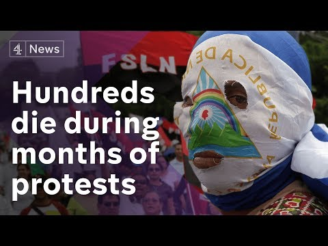 Why are students being killed in Nicaragua?