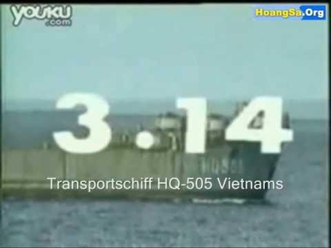 Spratly sea battle (ver.German)