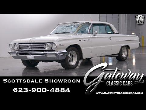 1962 Buick LaSabre Gateway Classic Cars #517-SCT