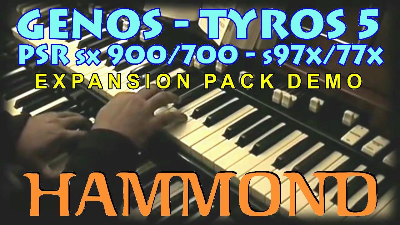 Yamaha Expansion Pack