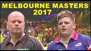 van Barneveld v Cadby [R1] 2017 Melbourne Darts Masters