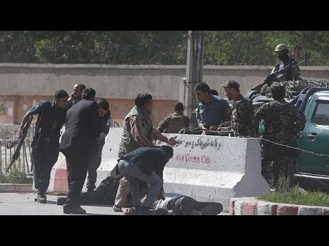 Afghanistan: over 20 dead as blasts shake Kabul morning rush hour