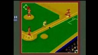 Triple Play 2001 Game Boy Gameplay