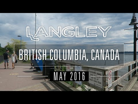 TRAVEL | Langley, BC, Canada - May 2016