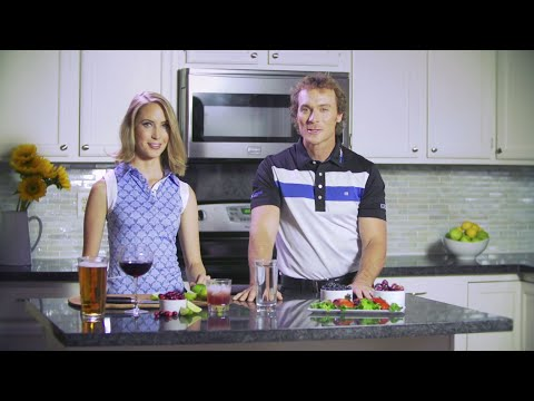 Golf Nutrition Tips: Post Round Eating Game