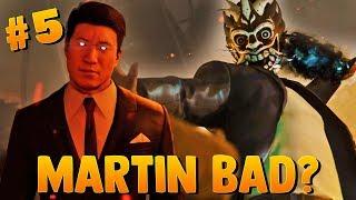 HOLD UP...MARTIN IS BAD? WHAAAAAAAT?!! | Marvel