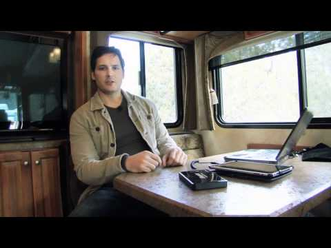Peter Facinelli Takes You on a Private Tour of his RV