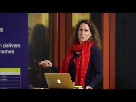 Dr. Beatrix Ueberheide, NYU School of Medicine, talks at MedGenome cancer genomics symposium