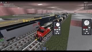 roblox ro scale driveing a cn es44ac.