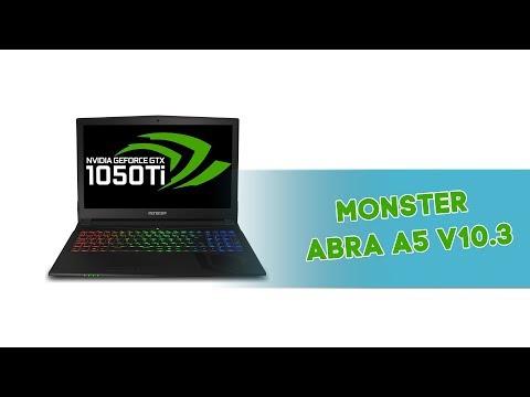 Monster Abra A5 v10.3 Notebook   İnceleme