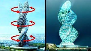 Novità! Da Dubai Arriva il Primo Grattacielo che si Muove