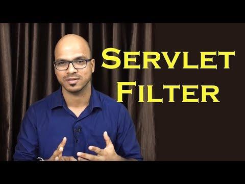 Servlet Filter Tutorial Theory