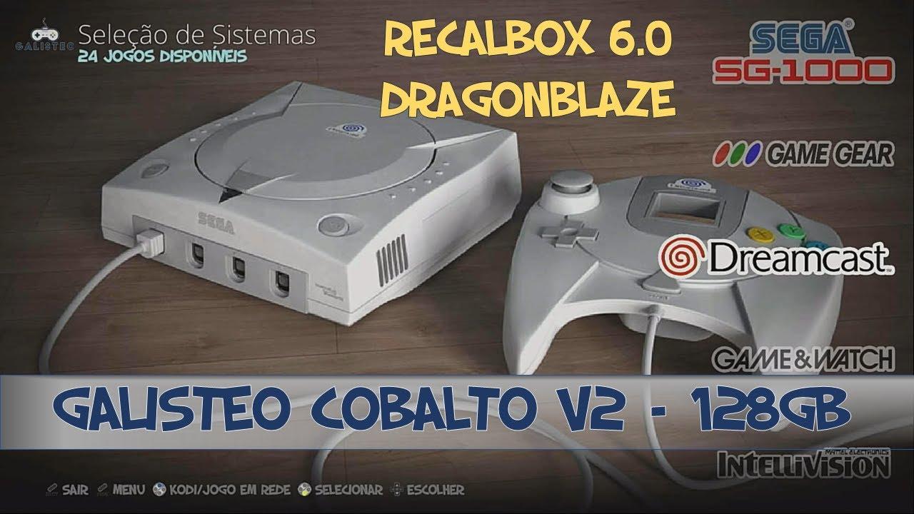128gb RecalBox image from Galisteo