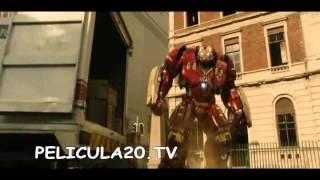 Los Vengadores 2 : La era de Ultron (Ironman vs Hulk)