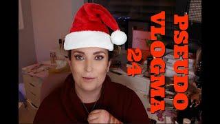 PSEUDO VLOGMAS 24 - Święta i prezenty dla Was :)