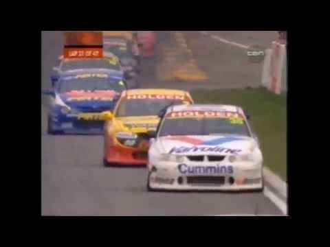 V8 Supercars 2002 Season | Round 6: Barbagallo (Part 3/4)