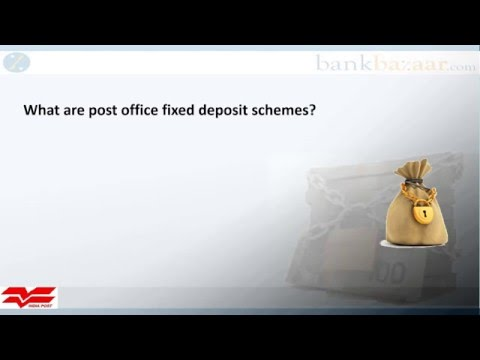 Post Office Fixed Deposit