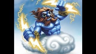 Skylanders - Lightning Rod - Lightning Lord Path Guide