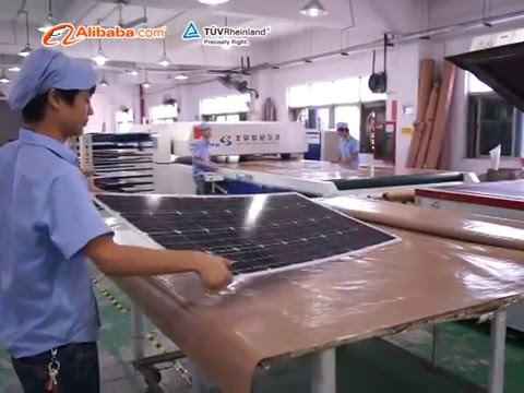 China Solar Panel Manufacturer - Sungold Solar - Portable Flexible Solar Module Manufacturer