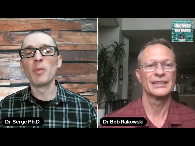 Talk with Dr. Bob on how to regain our health naturally!