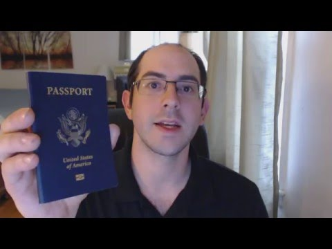 How To Apply For Us Port