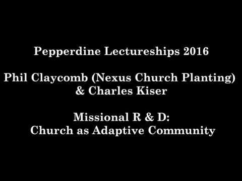 Missional R&D: Church as Adaptive Community
