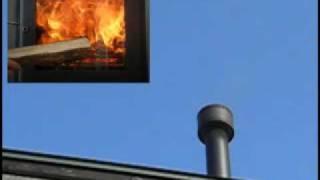 Repeat youtube video 薪ストーブの炎と煙の関係