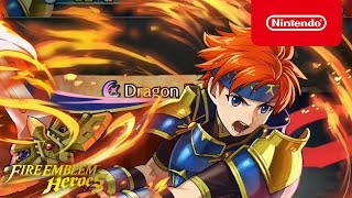 Fire Emblem Heroes - Legendary Hero (Roy: Blazing Lion)
