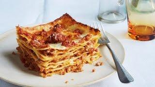 Como preparar lasagna | Cena para San Valentin