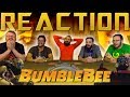 Bumblebee (2018) - New Official Trailer REACTION!!