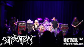 Suffocation - Live from Stafford Palace Theater - 2/8/2014