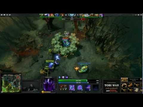 aL vs Team Dignitas TD 11 LB Semi Final Game 1