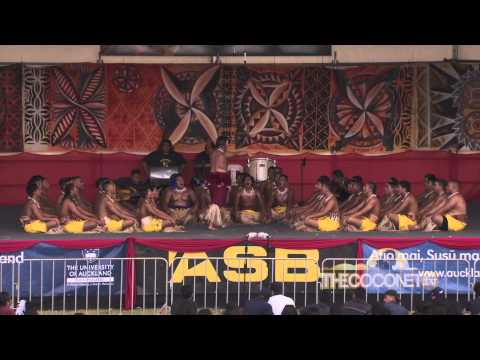 POLYFEST 2015 Samoa Stage - St Pauls College