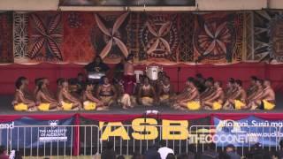 POLYFEST 2015 Samoa Stage - St Pauls College