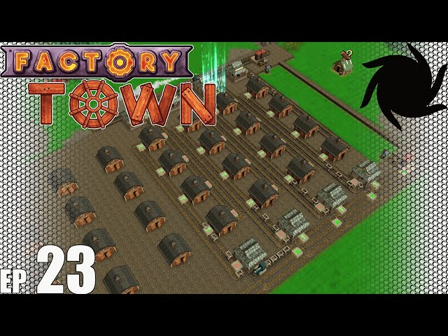 Factory Town Grand Station - 23 - Lots-o-Minecarts
