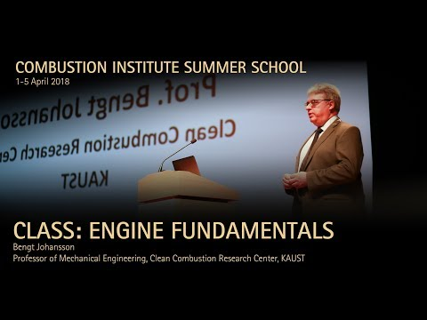 Class: Engine Fundamentals