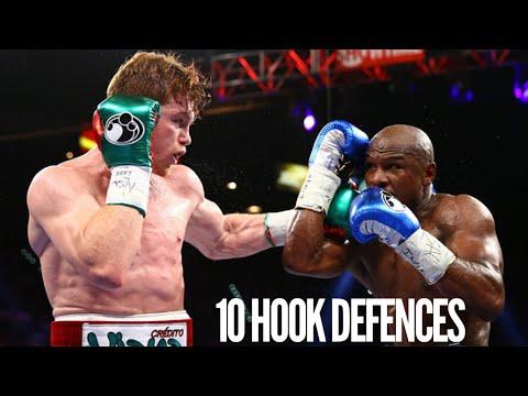 10 HOOK DEFENCES