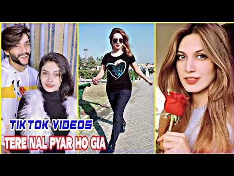 tere-nal-pyar-ho-gia-|-zaheer-lohar-x-samina-pari-zaad-|-tere-nal-pyar-ho-gia-tiktok-videos