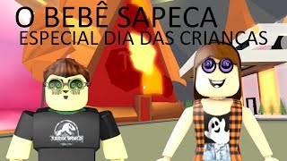 ROBLOX-The BABY SAPECA-SPECIAL DAY OF THE CHILDREN! Ft. lucasaloficial