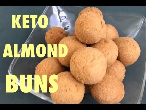 KETO ALMOND BUNS