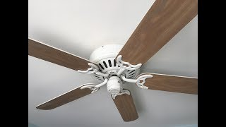 Hunter Low Profile V ceiling fan